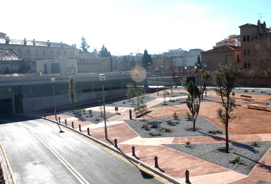 2005 – Actualidad: Construcción y Gestión de Aparcamientos Públicos