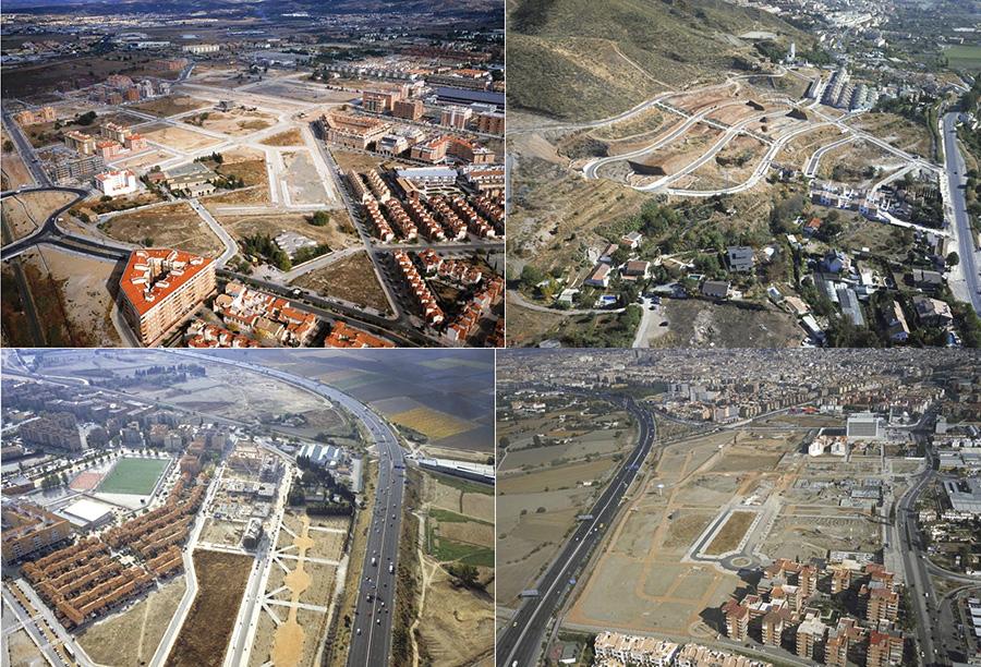 2000 – 2005: Desarrollo de los principales Planes Parciales de la provincia