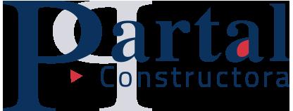 Constructora El Partal Retina Logo